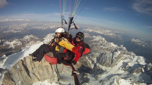 South Tyrol - Paragliding