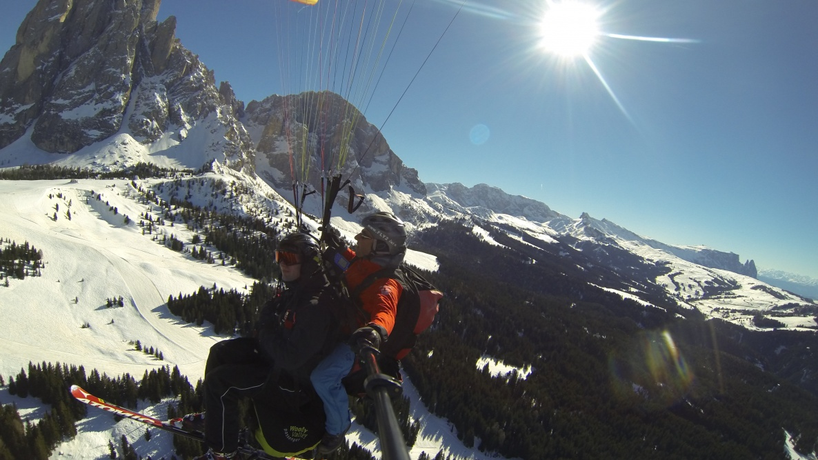 paragliding Gardenafly - fly with us
