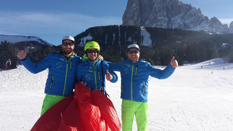 Team Gardenafly - parapendio biposto Dolomiti