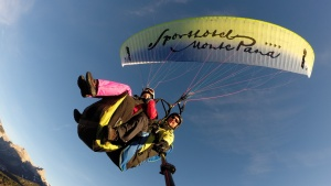 Paragliding Biplace - Monte Pana