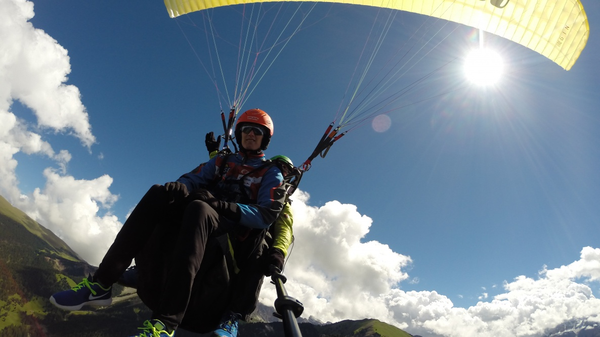 wow soo good - tandemparagliding