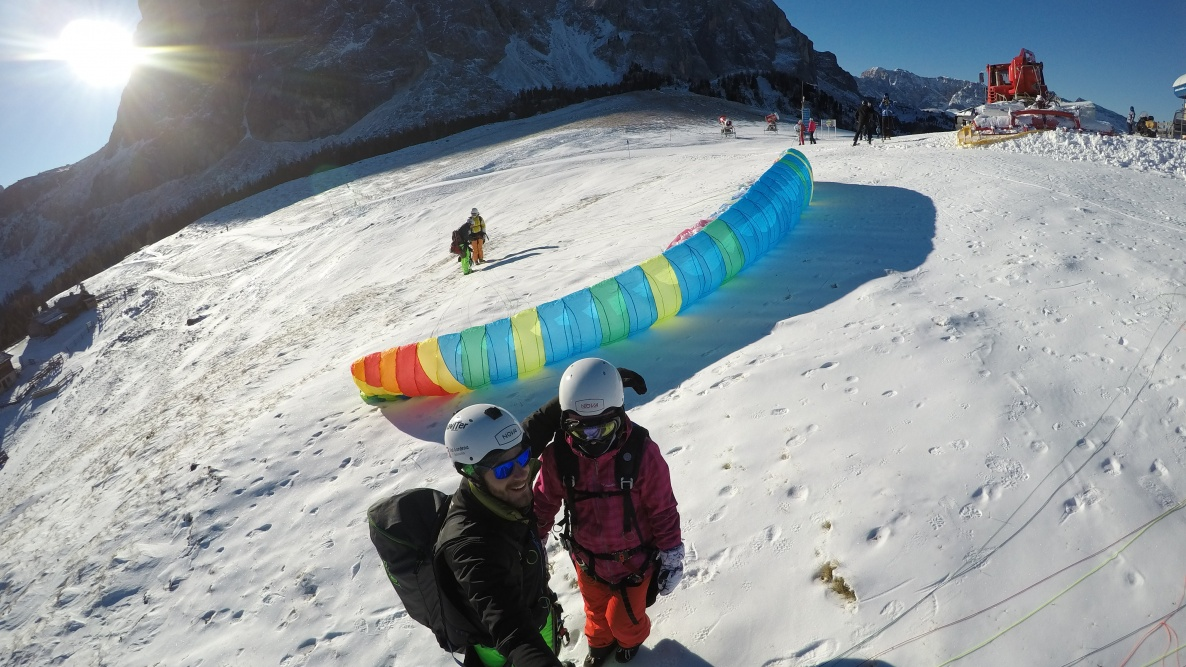 Dolomites - fly with us