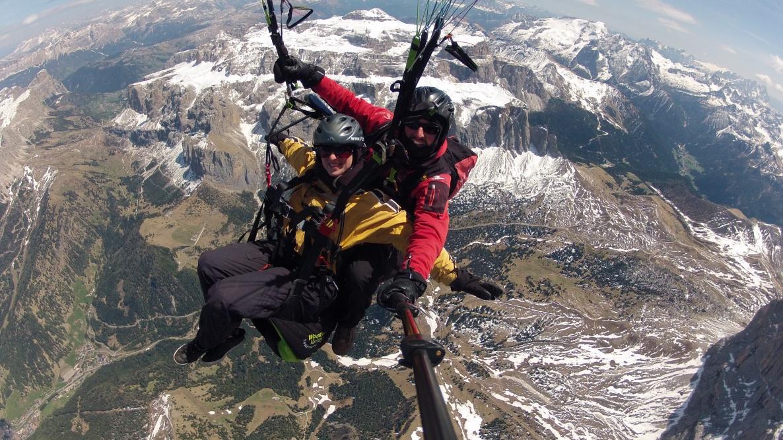 Tandemflüge Südtirol