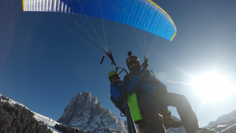 Tandemflight Dolomites - Val Gardena - Südtirol