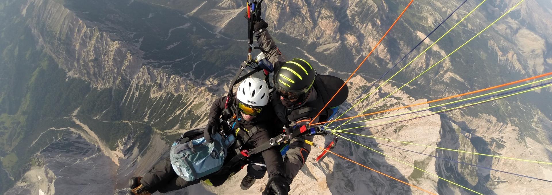 Alta Badia - Val Badia Paragliding