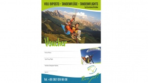 Voucher for Tandemflight