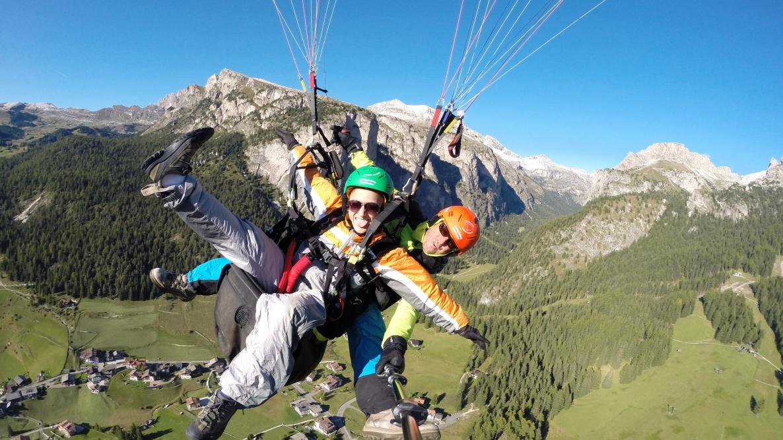 Adrenalina Parapendio Alto Adige