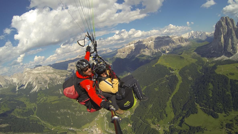 Volare in Alto Adige - Dolomiti